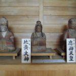八幡奈多宮の歴史と国指定重要文化財「三神像」