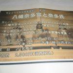 八幡奈多宮と奈多氏公開イベント