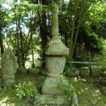 東光寺の石塔