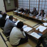 松林を守る会役員会