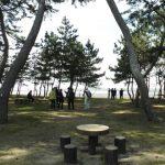 和間(わま)海岸視察研修